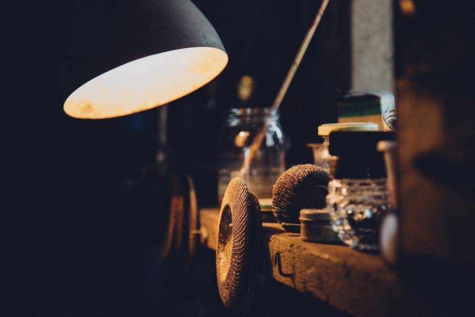 Hoe vind je de perfecte lamp?